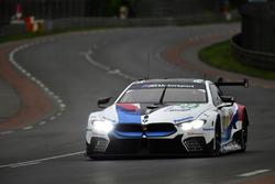 #82 BMW Team MTEK BMW M8 GTE: Antonio Felix da Costa, Alexander Sims, Augusto Farfus