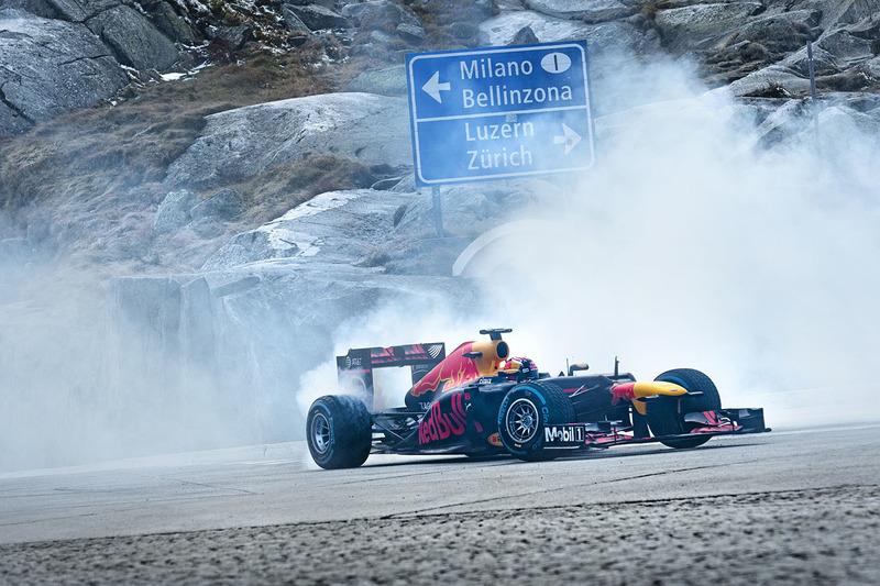 Sébastien Buemi, Red Bull F1