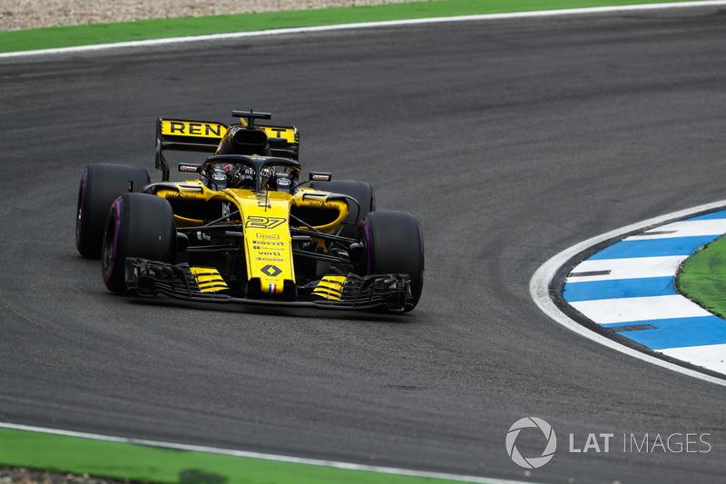 5e : Nico Hülkenberg (Renault)