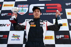 Podium: third place Sasakorn Chaimongkol, Hillspeed