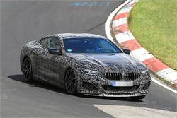 BMW 8er 2018 G15 Erlkönig 2018