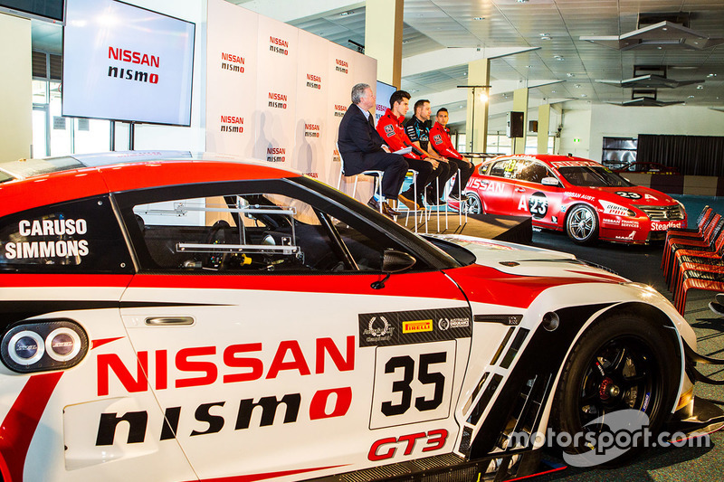 Nissan-Bekanntgabe