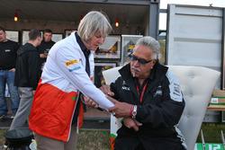 Dr. Vijay Mallya, Sahara Force India F1 Dueño del equipo en el Sahara Force India F1 Team Fan Zone e