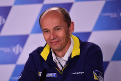 Nicolas Goubert, Director Adjunto y Director técnico Michelin Motorsport