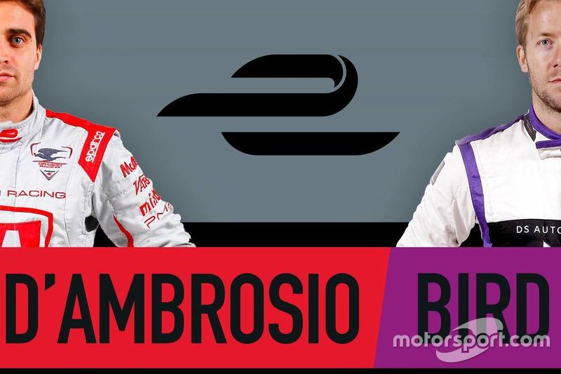 Formula E Race-Off 2