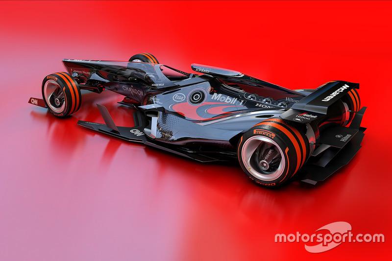 McLaren 2030