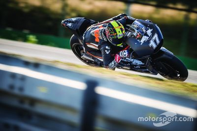 KTM Brno test