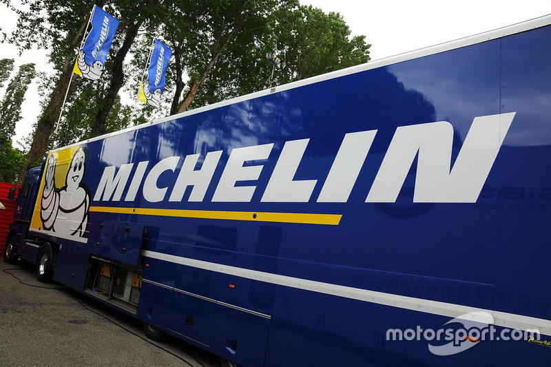 Michelin-Transporter
