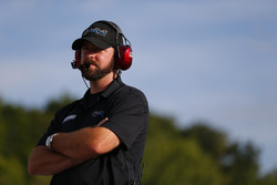 Seth Barbour, crew chief of Darrell Wallace Jr., Roush Fenway Racing Ford