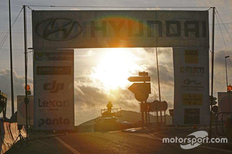 هايدن بادون وجون كينارد، هيونداي آي20 دبليو آر سي، هيونداي موتورسبورت