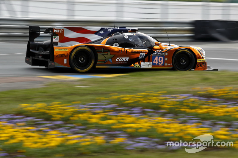 14e: #49 Michael Shank Racing Ligier JS P2 Honda: John Pew, Oswaldo Negri, Laurens Vanthoor