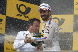 PodiO: Timo Glock, BMW Team RMG, BMW M4 DTM