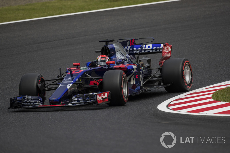 13. Пьер Гасли, Scuderia Toro Rosso