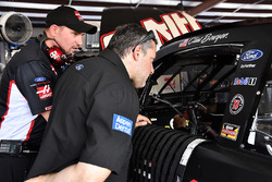 Tony Stewart and Clint Bowyer, Stewart-Haas Racing Ford