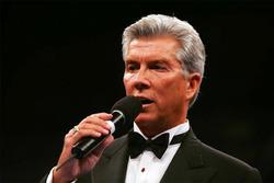 Michael Buffer, announcer
