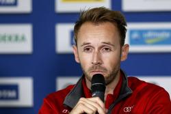 Press Conference: René Rast, Audi Sport Team Rosberg, Audi RS 5 DTM