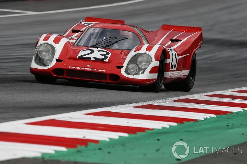 Dr. Helmut Marko, Porsche 917K