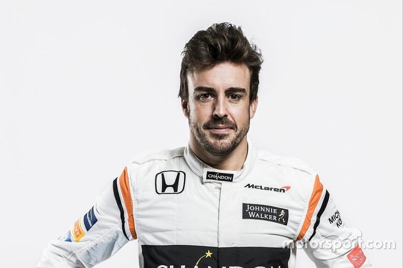 Фернандо Алонсо, McLaren (2017)
