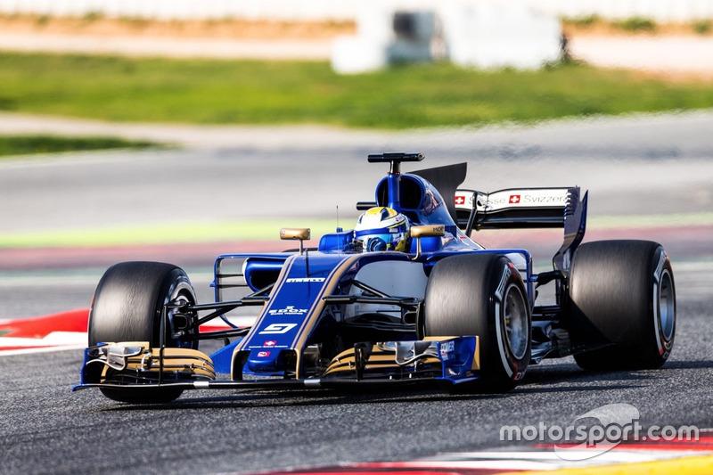 9º Marcus Ericsson, Sauber C36, 1:21.824, superblandos, (151 vueltas)