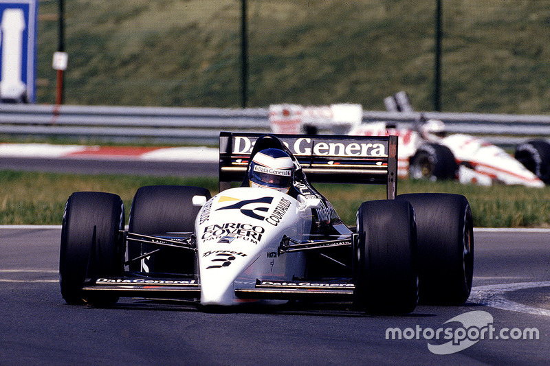 22. Jonathan Palmer (83 GPs)