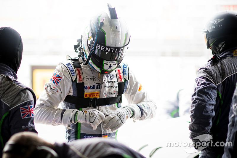 #17 Bentley Team M-Sport, Bentley Continential GT3: Andy Soucek