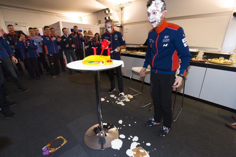 John Kennard, Nicolas Gilsoul, Hyundai Motorsport