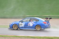Stefano Comini, Subaru STI TCR