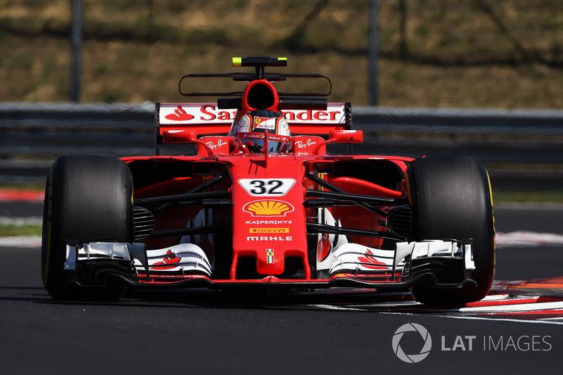 F1 aracıyla ilk sürüş