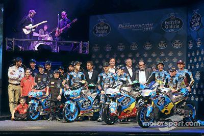 Presentatie Marc VDS Racing