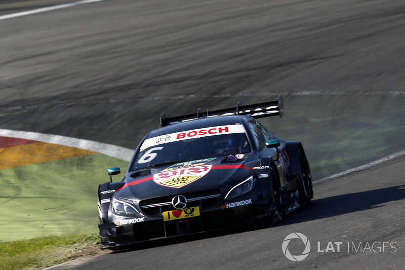 3. Robert Wickens, Mercedes-AMG Team HWA, Mercedes-AMG C63 DTM