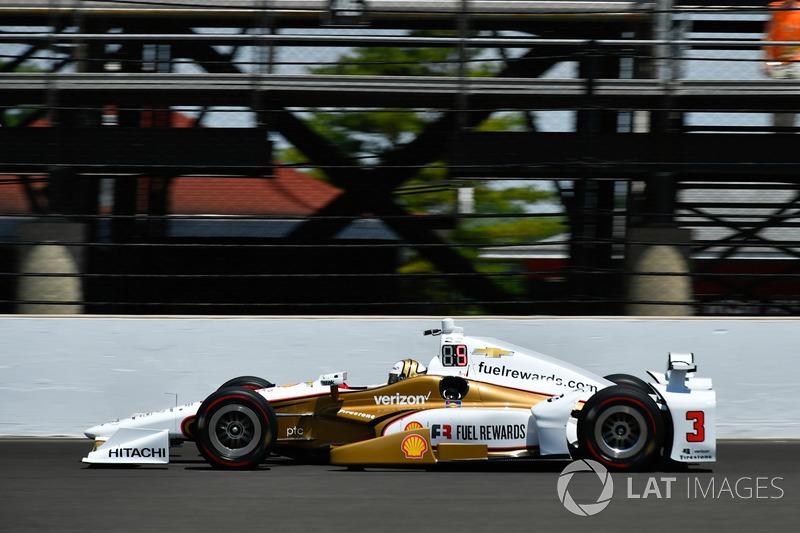 19. Helio Castroneves, Team Penske, Chevrolet