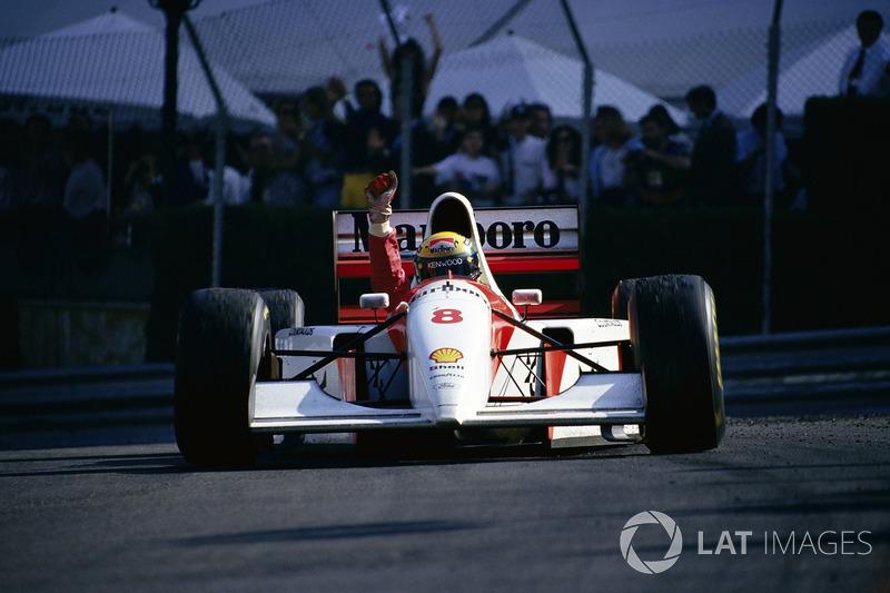 1993 - Rei de Mônaco