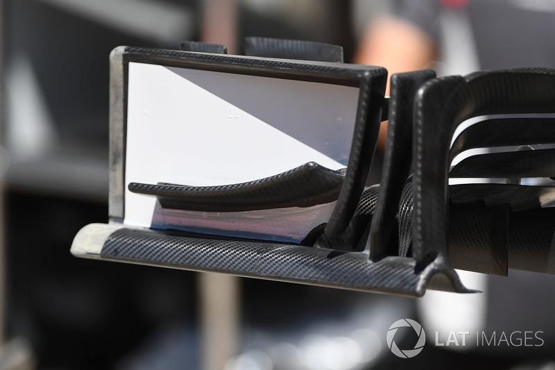 Переднє антикрило Haas F1 Team VF-17