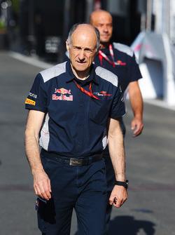 Franz Tost, Team Principal, Scuderia Toro Rosso
