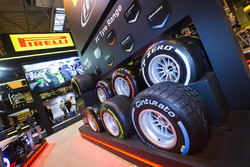 The Pirelli Stand