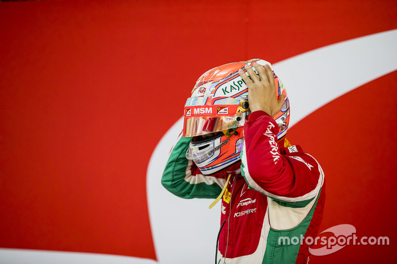 Antonio Fuoco, PREMA Racing
