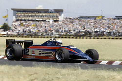 Elio de Angelis, Lotus 81-Ford Cosworth