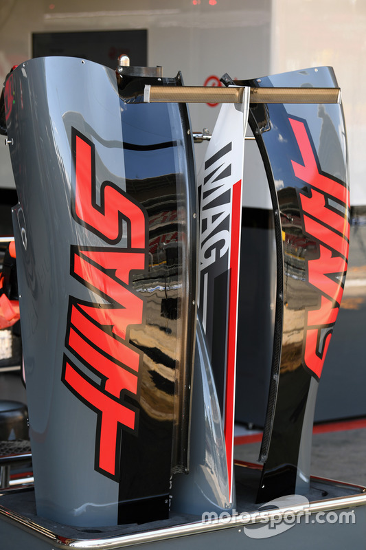 Кожух Haas VF-17