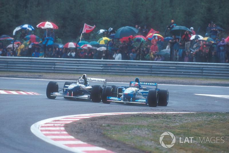GP de Bélgica 1995