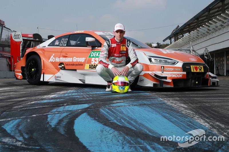 #53: Jamie Green (Rosberg-Audi)