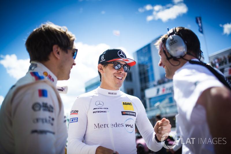 Augusto Farfus, BMW Team RMG, BMW M4 DTM, Robert Wickens, Mercedes-AMG Team HWA, Mercedes-AMG C63 DTM