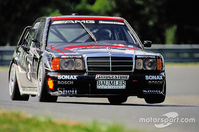 1992: Klaus Ludwig, Mercedes-AMG 190 E 2.5-16 Evolution II