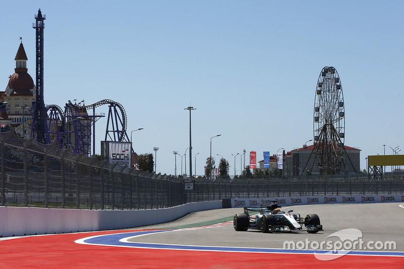 4. Lewis Hamilton, Mercedes AMG F1 W08