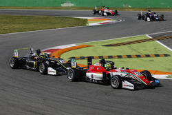 Mick Schumacher, Prema Powerteam, Dallara F317 - Mercedes-Benz, Lando Norris, Carlin Dallara F317 - Volkswagen