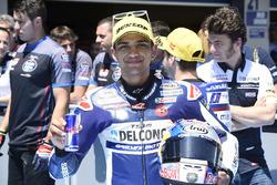Ganador de la pole Jorge Martin, Del Conca Gresini Racing Moto3