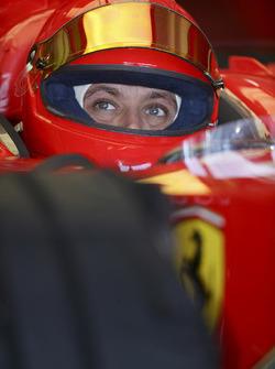 Valentino Rossi, Ferrari F2004