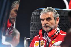 Maurizio Arrivabene, Team Principal Ferrari
