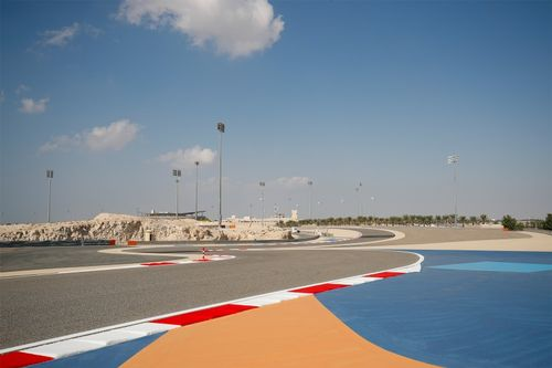 F1 Sakhir GP Live Updates - Friday practice