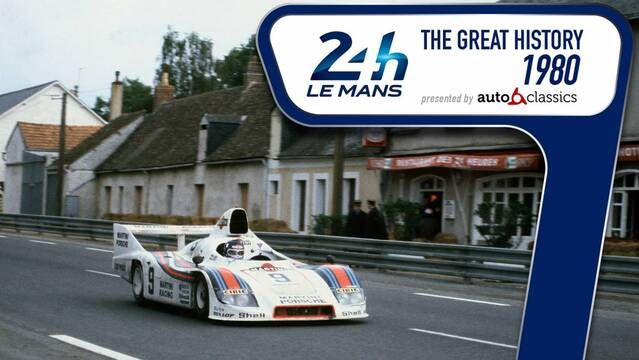 24 Hours of Le Mans - 1980