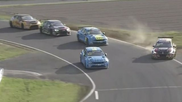 WTCR Suzuka Race 1 Highlights